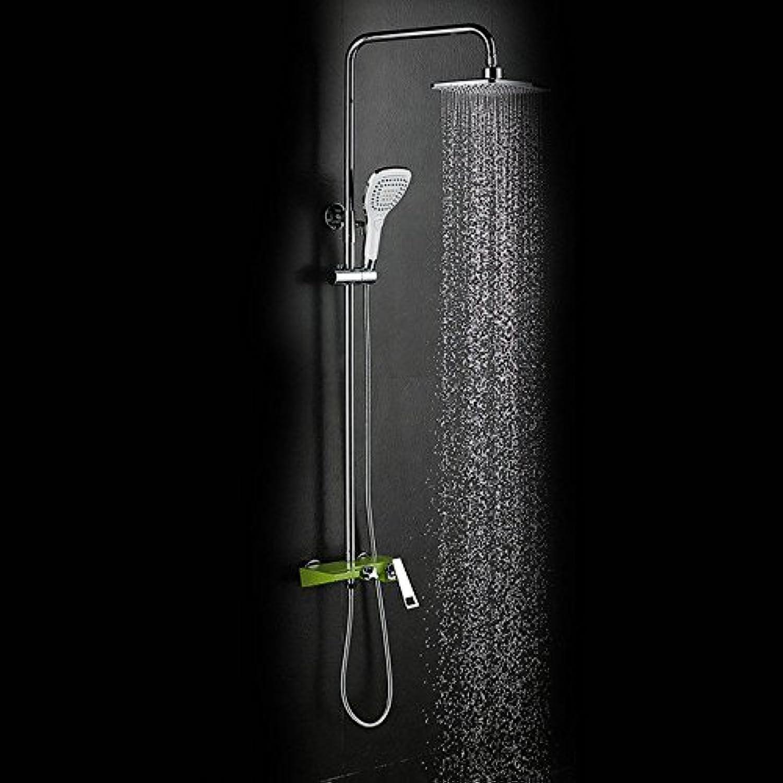 NewBorn Faucet Wasserhhne Warmes und Kaltes Wasser groe Qualitt der Kupfer S Dusche Badezimmer Dusche zu Heben Eine Handdusche Kit Tippen