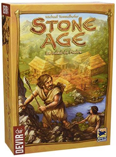 Devir - Stone Age, Juego de Tablero (222746)
