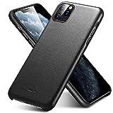 ESR Premium Leder Hülle kompatibel mit iPhone 11 Pro(2019) Dünnes leichtes kratzfestes Vollleder...