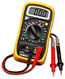 FERVE F-1830 Multímetro Digital de 3 1/2 dígitos
