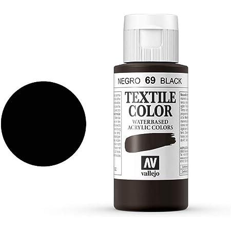Textile Color Opaco 69 Negro 60ml