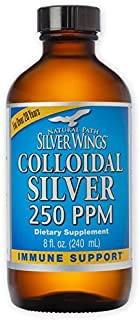 Sponsored Ad - Natural Path Silver Wings Colloidal Silver 250PPM, 8 fl. oz. Cap TOP
