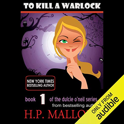To Kill a Warlock cover art