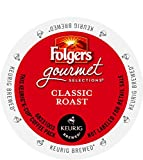 96 K Cups of Folgers Classic Blend Coffee