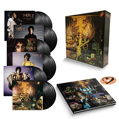 Sign O' The Times (Super Deluxe Edition 13LP+DVD) [Vinyl LP]