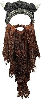 viking helmet beard hat