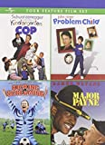 Best Comedies - Family Comedy Pack Quadruple Feature Review