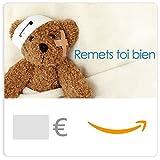 Chèque-cadeau Amazon.fr - eChèque-cadeau  - Remets toi bien