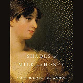Shades of Milk and Honey audiobook cover art