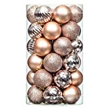 Top 10 Rose Gold Ornaments Christmas