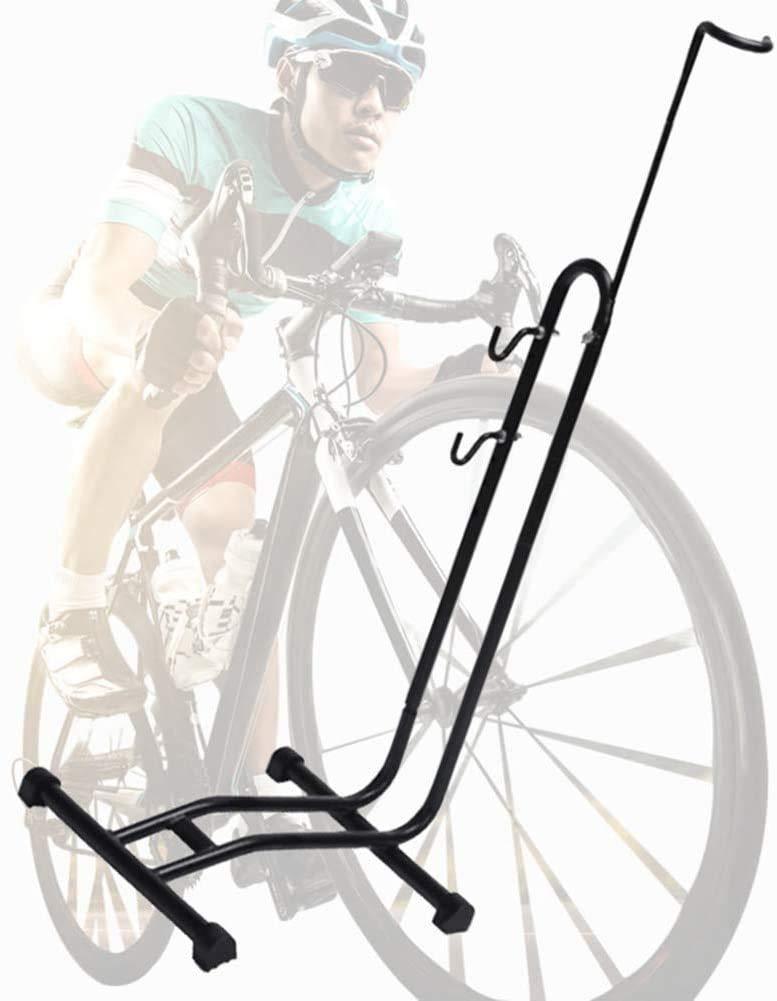 XIAOWANG Multifunción Marco de Mantenimiento de la Bicicleta de la Bicicleta, Desmontable en Forma de L Moto Base de Mantenimiento, el Espacio Que ocupa Poco Espacio para Bicicletas de montaña: Amazon.es: Hogar