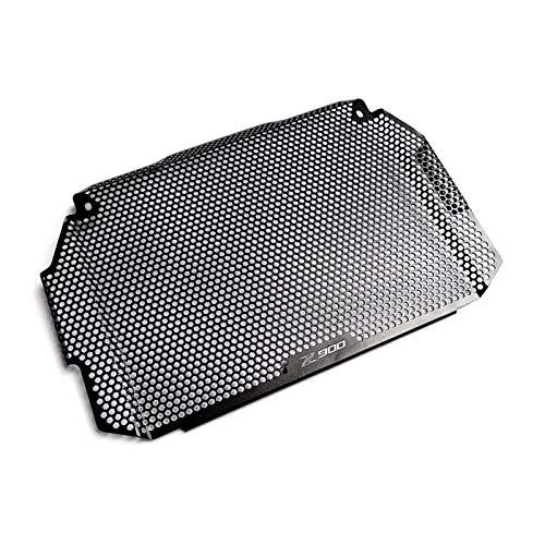 Cubierta Protectora de Rejilla de Radiador de Moto para Kawasaki Z900 2017 2018 2019 Motorcycle Aluminio Radiador De La Parrilla Parrilla PROTECCIÓN DE LA Cubierta DE Guardia