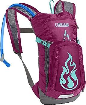 CamelBak Mini M.U.L.E Kids Hydration Backpack 50 oz Baton Rouge/ Flames