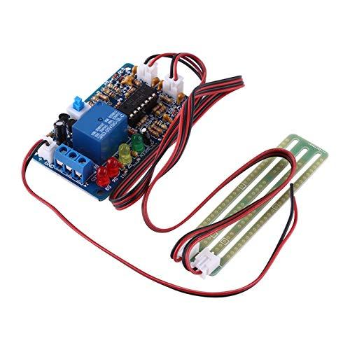 Módulo regulador de nivel de líquido, controlador Módulo de regulación automática de agua y líquido, sensor de detección de nivel de agua, para el nivel de agua del depósito