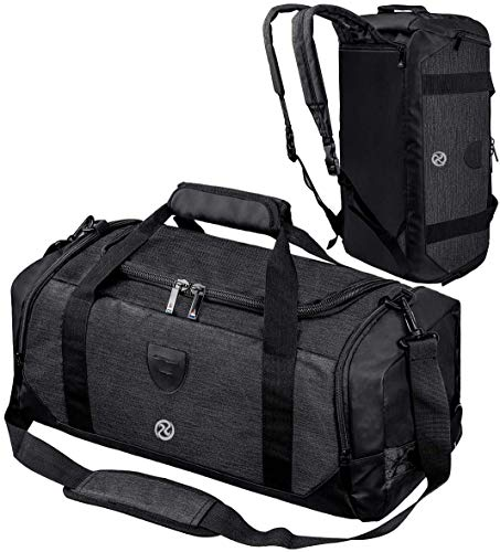 Cico Rider Sports Duffle Bag with Shoes Compartment and Wet Pocket,...