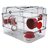 Zolux Cage pour Hamster, Souris, Gerbille ''RODY 3'' Solo