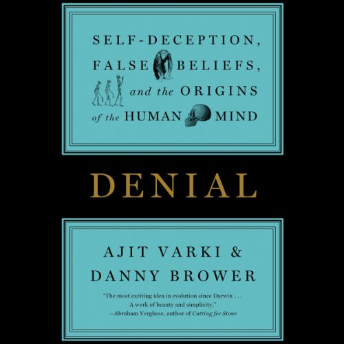 Denial audiobook cover art