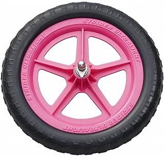 Strider - Ultralight Wheel with Strong Custom STRIDER Rim, Pink