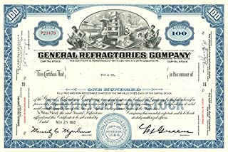 General Refractories Company