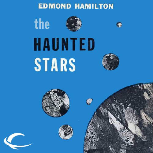 The Haunted Stars audiobook cover art