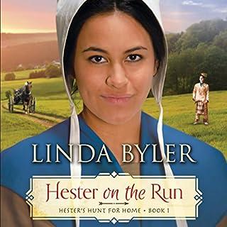 Hester on the Run cover art