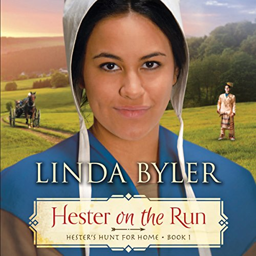 Hester on the Run audiobook cover art