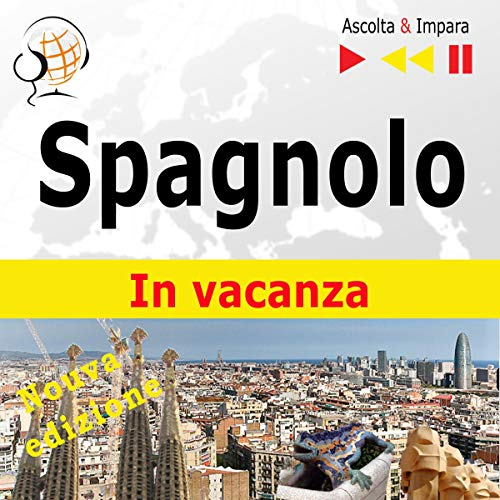 Couverture de Spagnolo. In vacanza