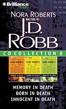 Audio CD J. D. Robb CD Collection 8: Memory in Death, Born in Death, Innocent in Death (In Death Series) Book