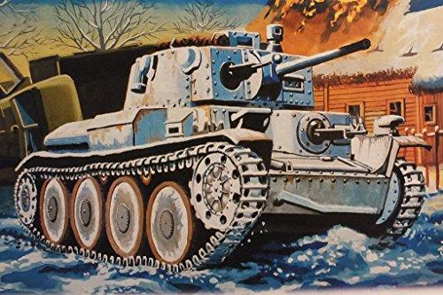 Modellbausatz, PzKpfw 38(T), Ausf. D, 1:87