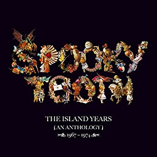 spooky tooth the island years