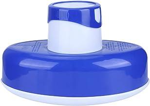 Germerse Dispensador de Productos químicos, 3 Pulgadas Dispensador de Productos químicos para Piscinas Dispensador de Productos químicos Flotante de dial Ajustable Dispensador de Productos químicos