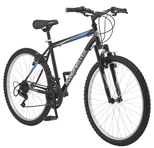 Roadmaster Granite Peak Mountain Bike 26' wheel size, Mens Black