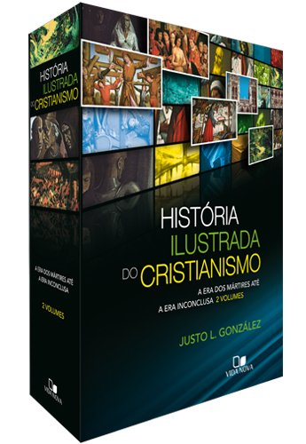 Box História ilustrada do cristianismo - Volumes 1 e 2
