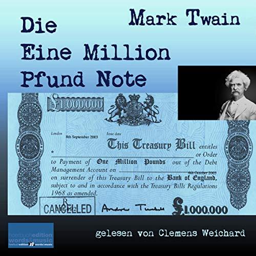Die Eine-Million-Pfund-Note Titelbild