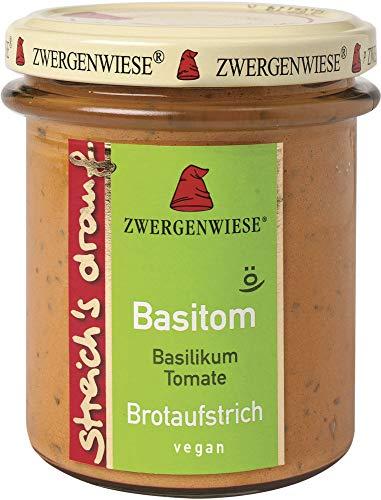 Zwergenwiese Bio streichs drauf Basitom (6 x 160 gr)