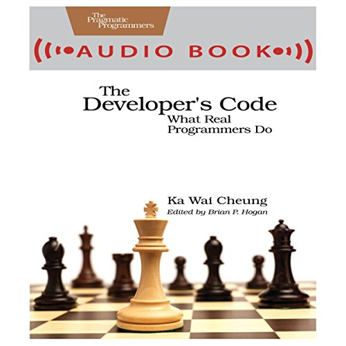 The Developer's Code audiobook cover art