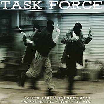Task Force (feat. Daniel Son & Saipher Soze)