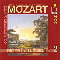 Mozart: String Quintets in C Major & C Minor (2002-01-22)