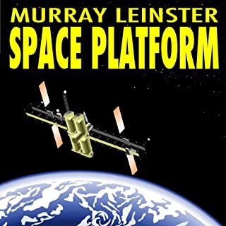 Space Platform audiobook cover art
