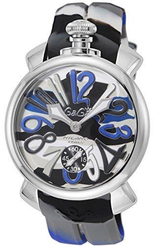 [Gagamirano] Gagamilan orologio MANUALE48MM camouflage Dial 5010.15s uomo...