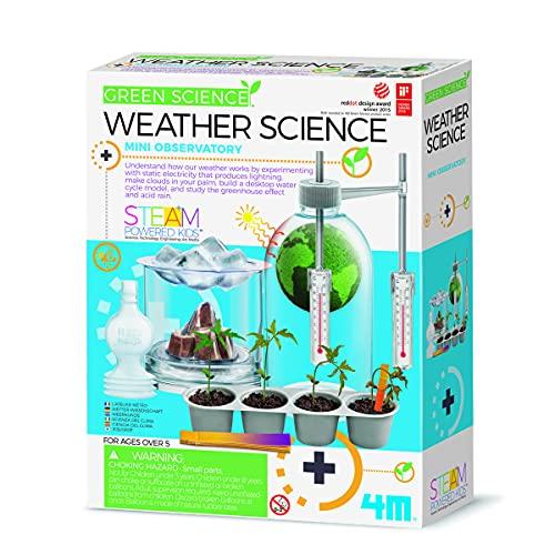 4 m météo Science kit