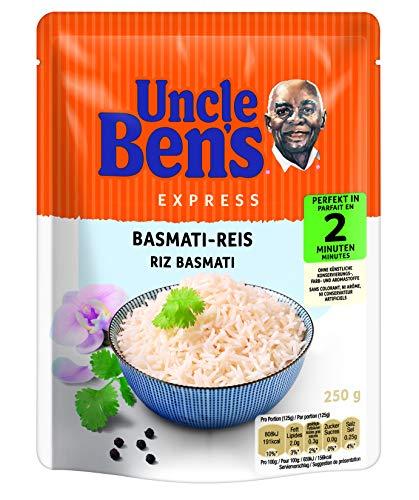 Uncle Ben's Express Basmati-Reis 6x250g