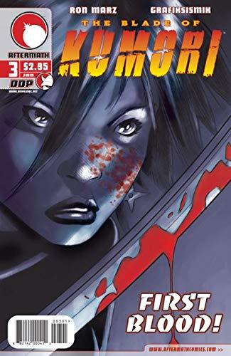 Blade of Kumori #3 (English Edition) eBook: Marz, Ron, Dub ...