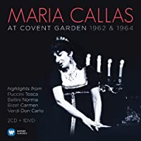 Callas 90th Anniversary: Maria Callas at Covent Garden (1962 & 1964) by Maria Callas (2013-11-19)