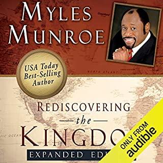 Couverture de Rediscovering the Kingdom, Expanded Edition