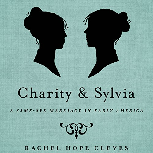 Charity and Sylvia audiobook cover art