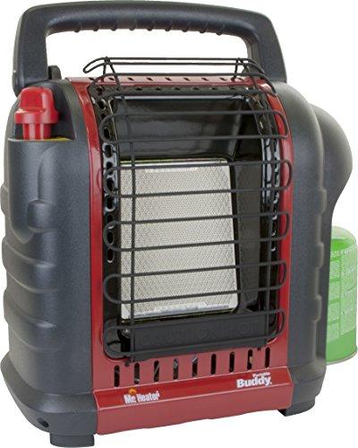 Mr. Heater Portable Buddy Gasheizung inkl. Adapter für Gaskartuschen mit 7/16-Gewinde; - 3