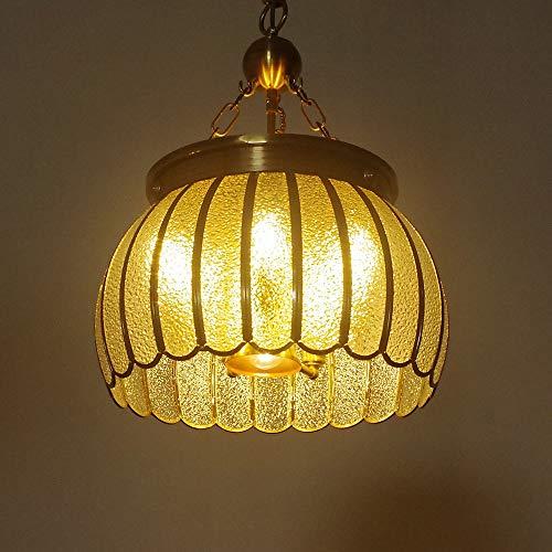 Binnen retro lantaarn kaars soldeertin goud koper plafondlamp Europa Amerika slaapkamer eetkamer woonkamer glas licht kroonluchter balkon gang veranda studie