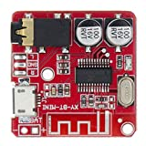 MP3 Bluetooth Decoder Board Lossless Car Speaker Audio Amplifier Board Modified Bluetooth 5.0 Circuit Stereo Receiver Module 5V