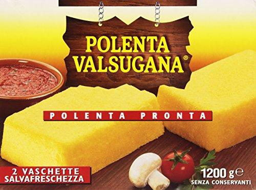 POLENTA Valsugana–fertig Polenta Valsugana–Polenta Pronta Valsugana–1200gr.